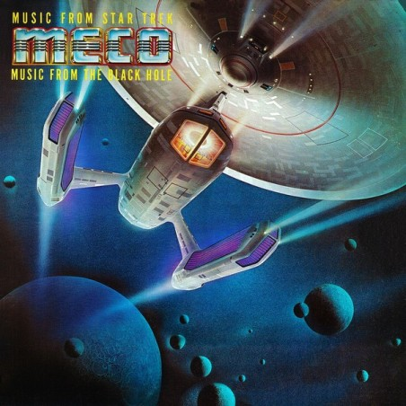 MECO - Music From Star Trek And The Black Hole LP (Original)