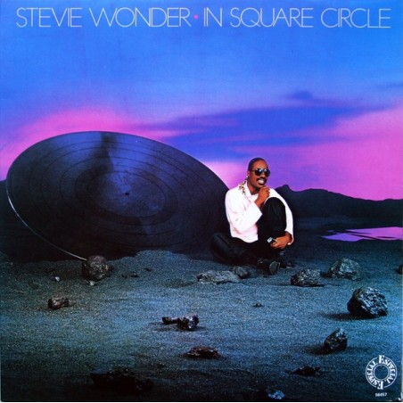 STEVIE WONDER - In Square Circle LP (Original)