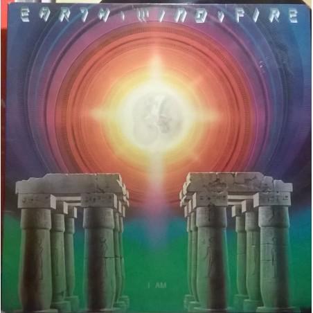 EARTH, WIND & FIRE - I Am LP (Original)