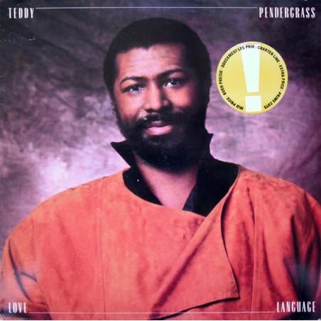 TEDDY PENDERGRASS - Love Language LP (Original)