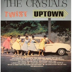 CRYSTALS - Twist Uptown LP