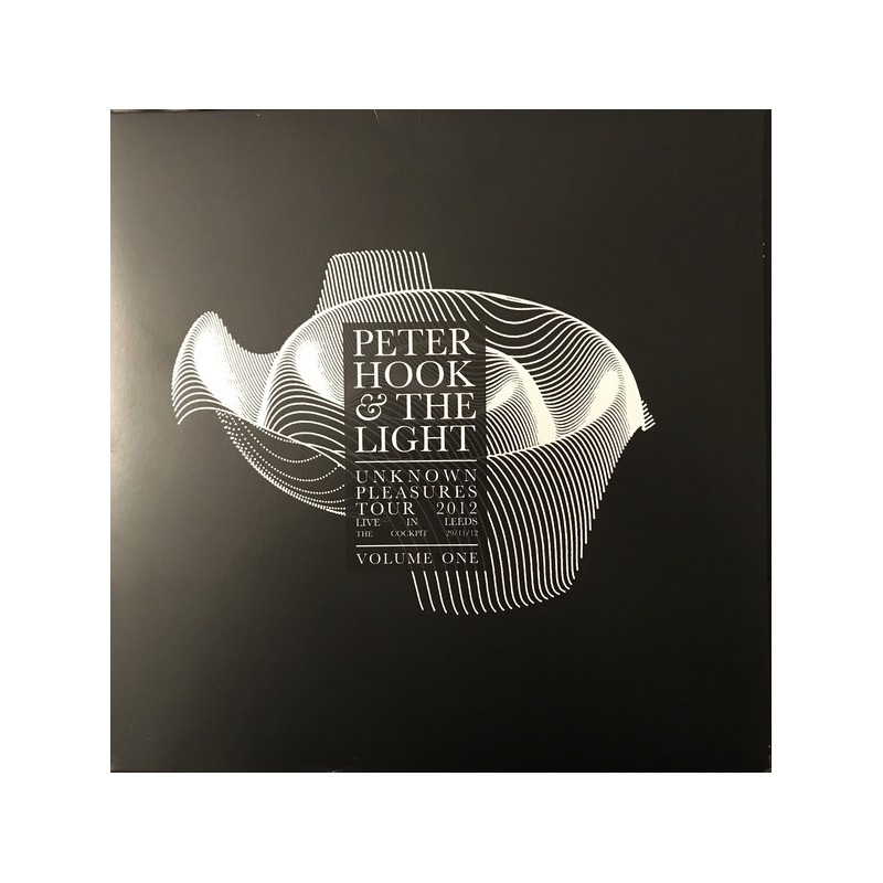 PETER HOOK  & THE LIGHT - Unknown Pleasures Tour 2012 Live In Leeds, Vol.1