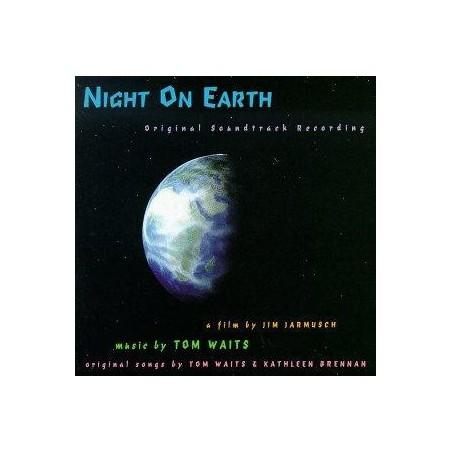 TOM WAITS - Night On Earth - OST LP