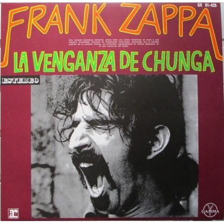 FRANK ZAPPA - La Venganza De Chunga  LP
