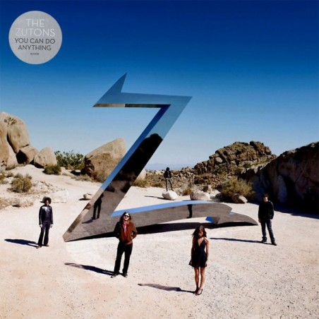 ZUTONS - You Can Do Anything LP
