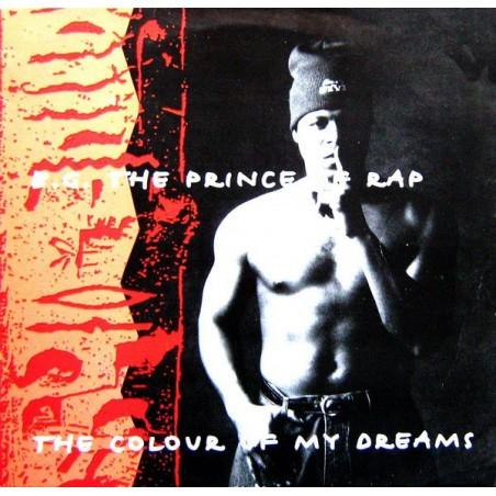 "B.G. THE PRINCE OF RAP - The Colour Of My Dreams 12"" (Original)"