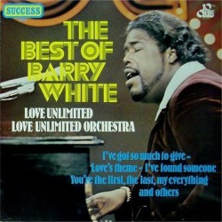 BARRY WHITE - The Best Of