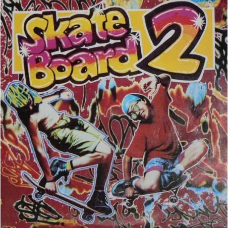 VARIOS - Skate Board 2 LP (Original)