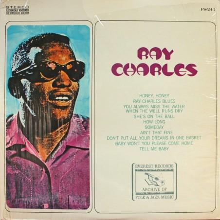 RAY CHARLES – Ray Charles LP (Original)
