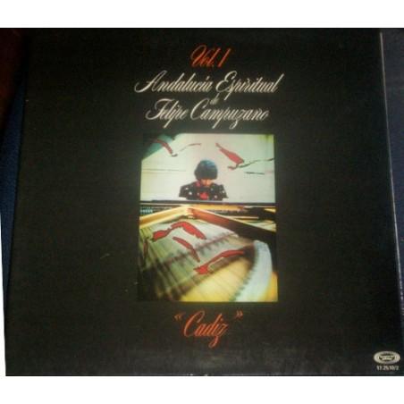 FELIPE CAMPUZANO - Andalucia Espiritual Vol.1 Cadiz LP (Original)