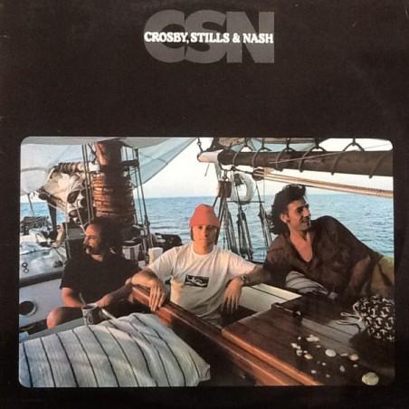 CROSBY, STILLS & NASH - CSN LP (Original)