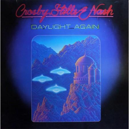 CROSBY, STILLS & NASH - Daylight Again LP (Original)