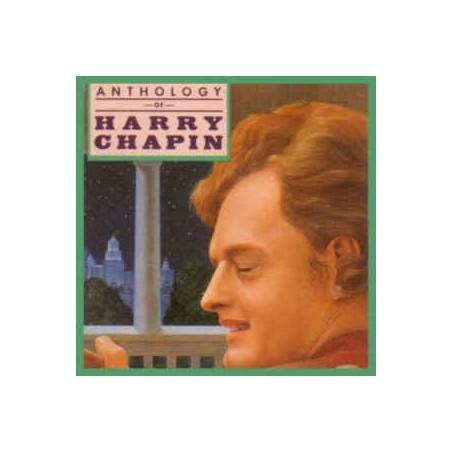 HARRY CHAPIN  - Anthology LP (Original)