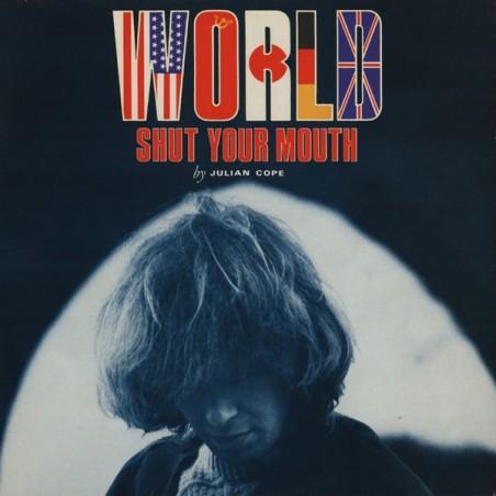 JULIAN COPE - World Shut Your Mouth LP (Original)