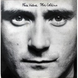 PHIL COLLINS - No Jacket Required LP (Original)
