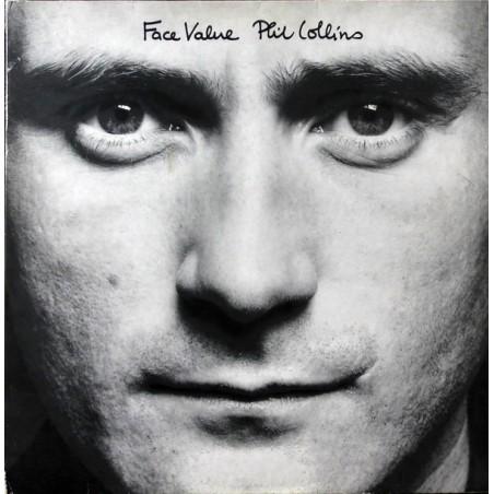 PHIL COLLINS - Face Value LP (Original)