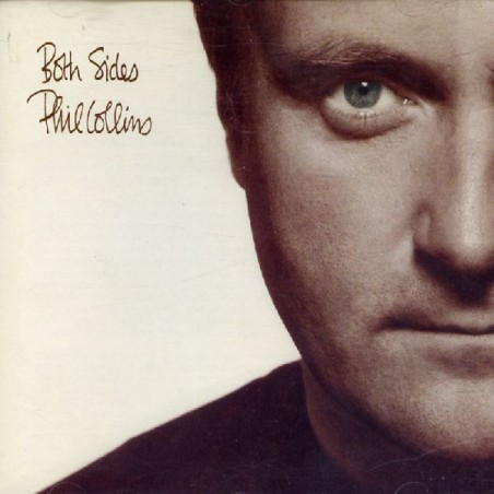 PHIL COLLINS - Both Sides LP (Original)