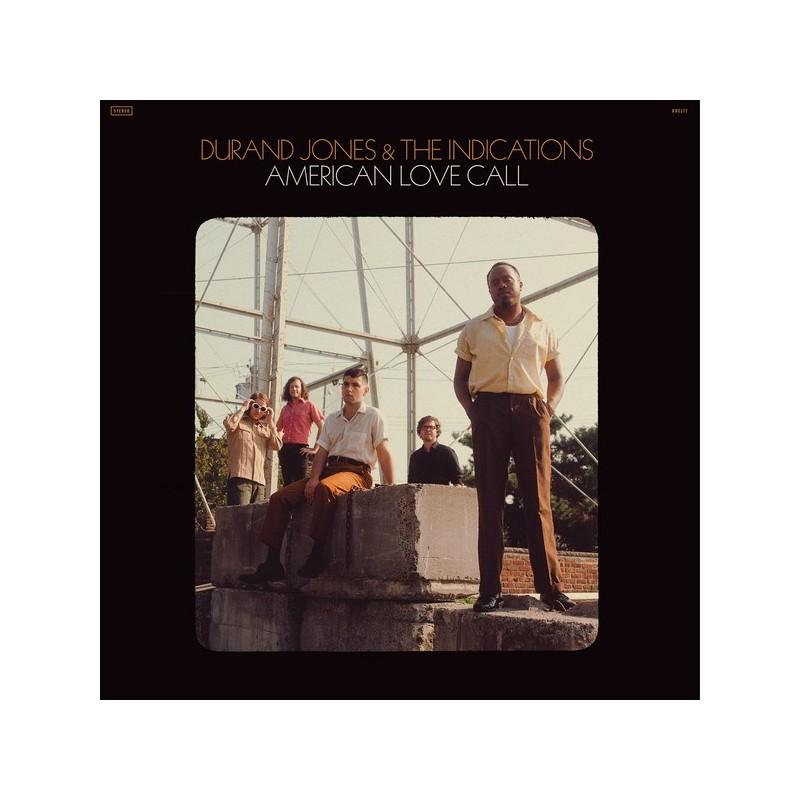 DURAND JONES & INDICATIONS - America Love Call LP