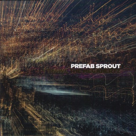 PREFAB SPROUT - I Trawl The Megahertz LP