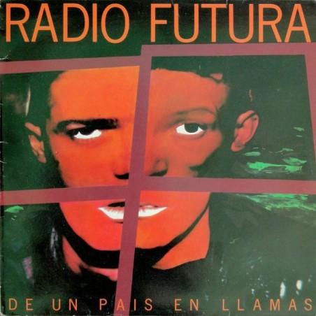 RADIO FUTURA - De Un País En Llamas LP