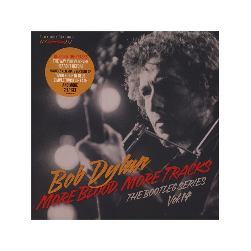 BOB DYLAN - More Blood, More Tracks (The Bootleg Series Vol. 14) LP