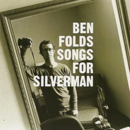 BEN FOLDS - Songs For Silverman CD