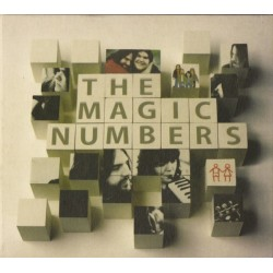 THE MAGIC NUMBERS - The Magic Numbers CD