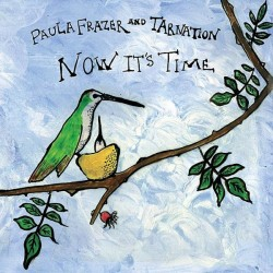 PAULA FRAZER & TARNATION - Now It's Time CD