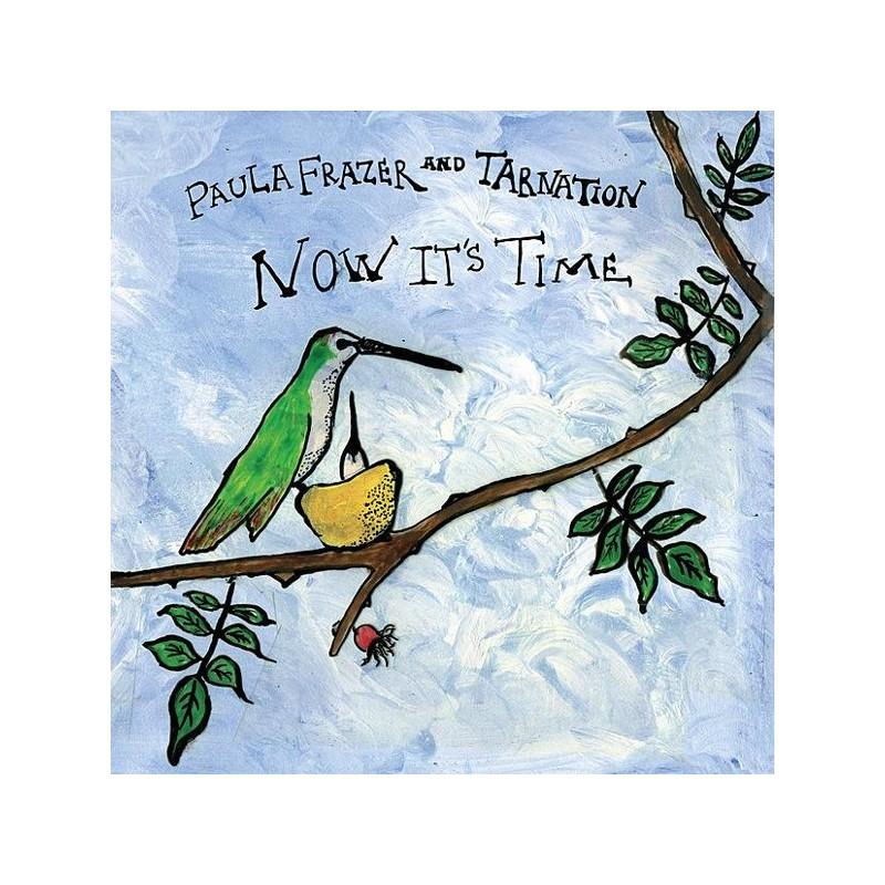 PAULA FRAZER & TARNATION - Now It's Time CD