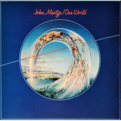 ‎ ‎‎JOHN MARTYN - One World LP