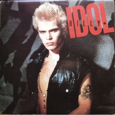 BILLY IDOL - Billy Idol LP