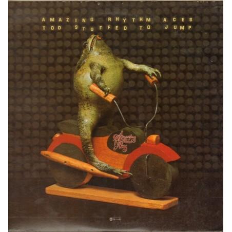AMAZING RHYTHM ACES - Too Stuffed To Jump LP (Original)
