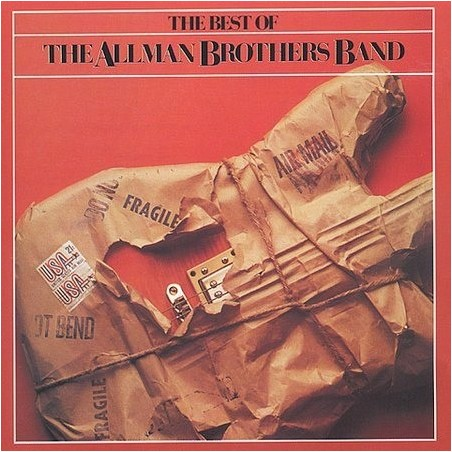 ALLMAN BROTHERS BAND - Best Of LP (Original)