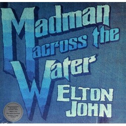 ELTON JOHN - Madman Across The Water LP