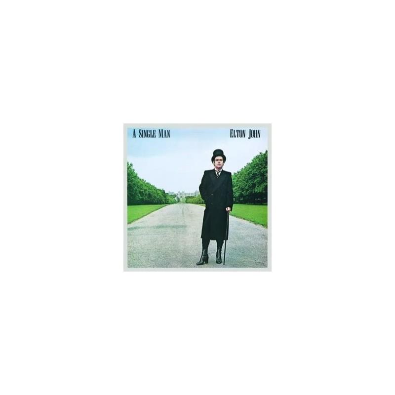 ELTON JOHN -  A Single Man CD