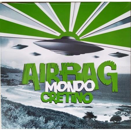 AIRBAG - Mondo Cretino LP