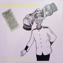 IMPERIAL WAX - Gastwerk Saboteurs  LP