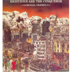 MICHAEL PROPHET - Righteous Are The Conqueror  LP