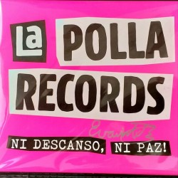 LA POLLA RECORDS - Ni Descanso, Ni Paz CD