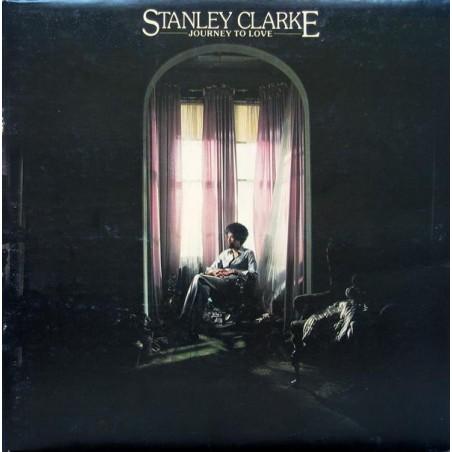 STANLEY CLARKE - Journey To Love LP (Original)