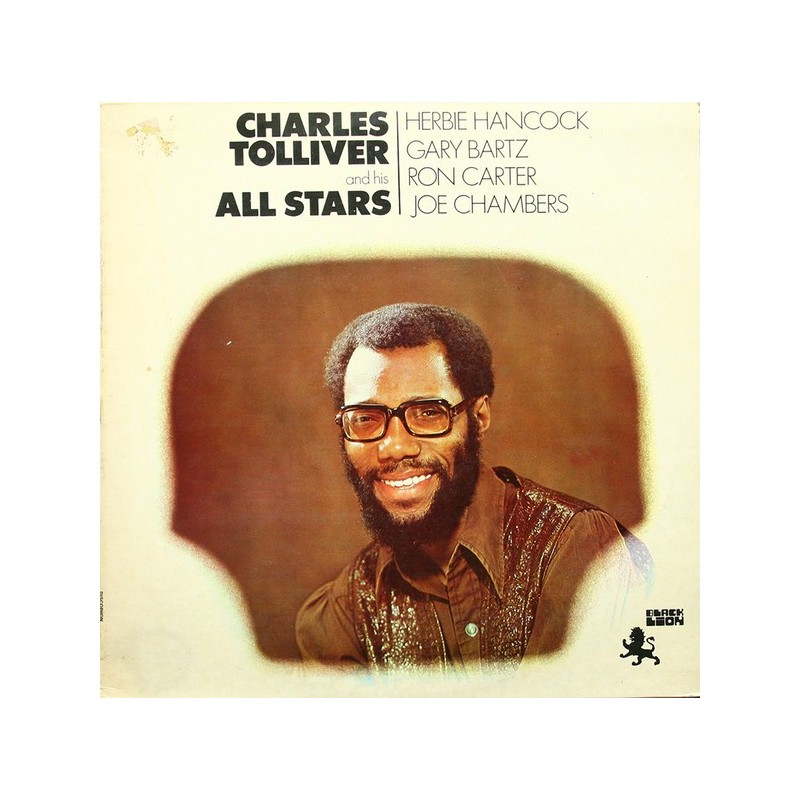 CHARLES TOLLIVER - & His All Stars LP