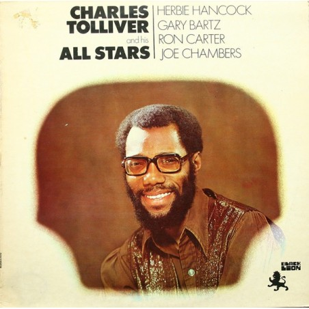 CHARLES TOLLIVER - & His All Stars LP (Original)