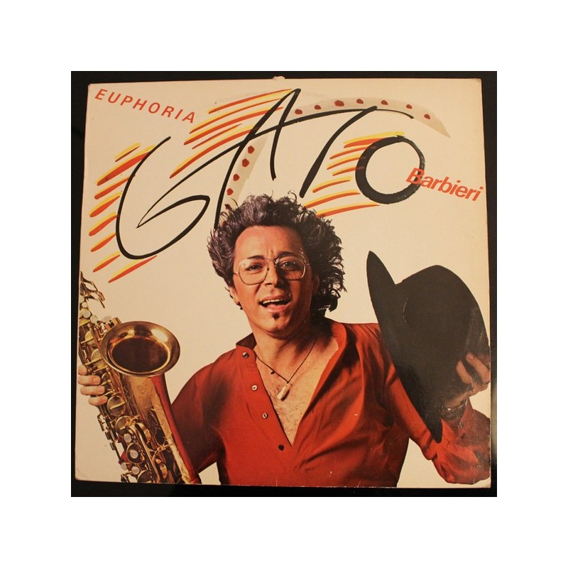 GATO BARBIERI - Euphoria LP