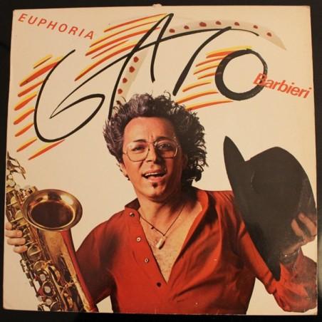 GATO BARBIERI - Euphoria  LP (Original)