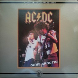 AC/DC - Gone Shootin' LP