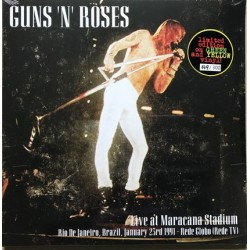 GUNS N' ROSES - Live At Maracana Stadium 1991 LP