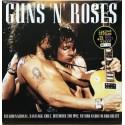 GUNS N' ROSES - Estadio Nacional Santiago Chile 1992  LP