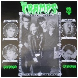 CRAMPS - De Lux Album LP