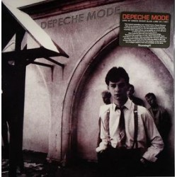 DEPECHE MODE - Live At Crocs Night Club 1981 LP