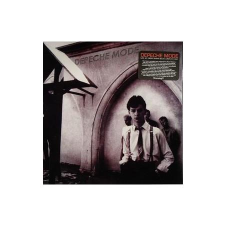 DEPECHE MODE - Live At Crocs Night Club 1981 LP